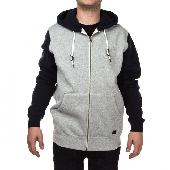 Globe The Fairfax Hoodie - Grey
