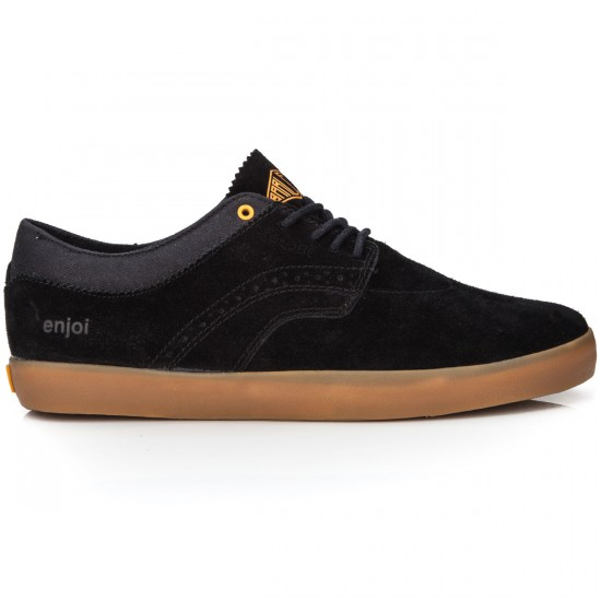 Globe The Taurus Shoes - Black/Enjoi - 10.0