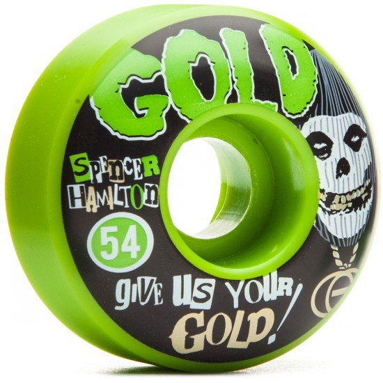 Gold Club Hamilton Skateboard Wheels - 54mm