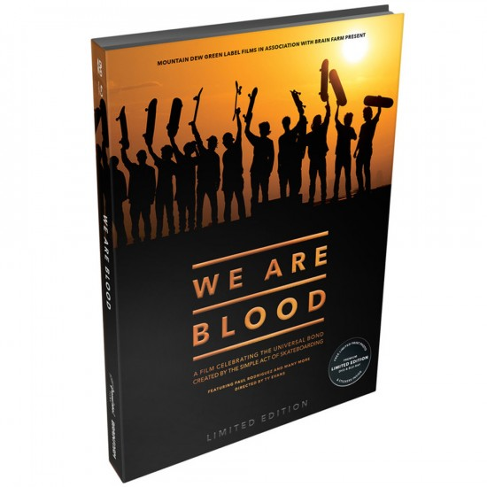 Grizzly Griptape x We Are Blood DVD