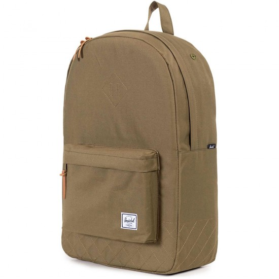 Herschel Heritage Backpack - Army Quilted