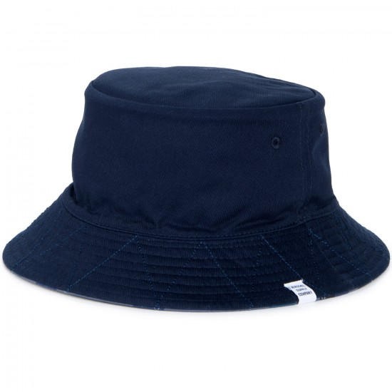 Herschel Lake Bucket Hat - Navy Portal