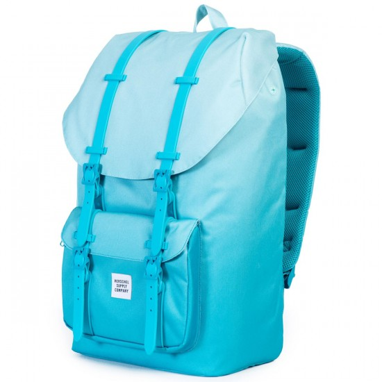 Herschel Little America Backpack - Sunrise Rubber