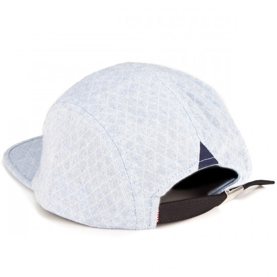 Herschel Owen Hat - Light Blue Diamond