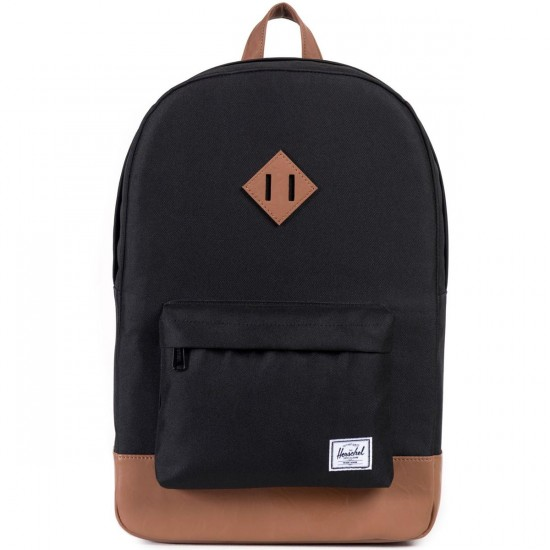 Herschel Supply Heritage Backpack - Black