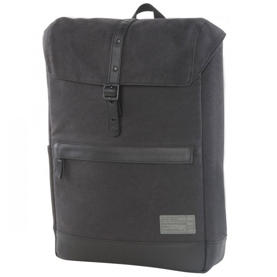 Hex Alliance Backpack - Charcoal Canvas