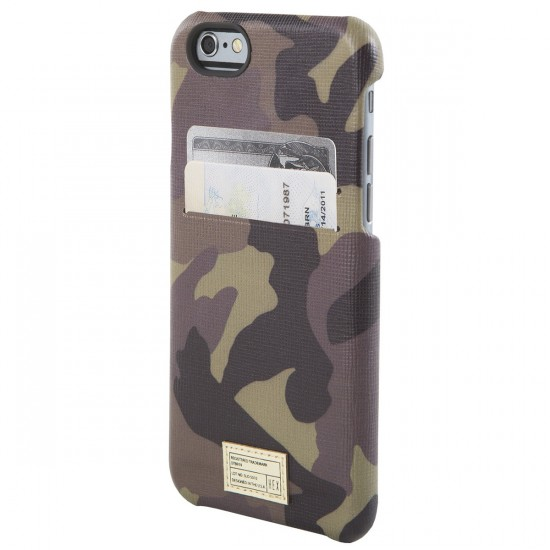 Hex iPhone 6/6S Solo Wallet Phone Case - Camouflage