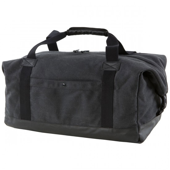 Hex Relay Duffle Bag - Charcoal Canvas