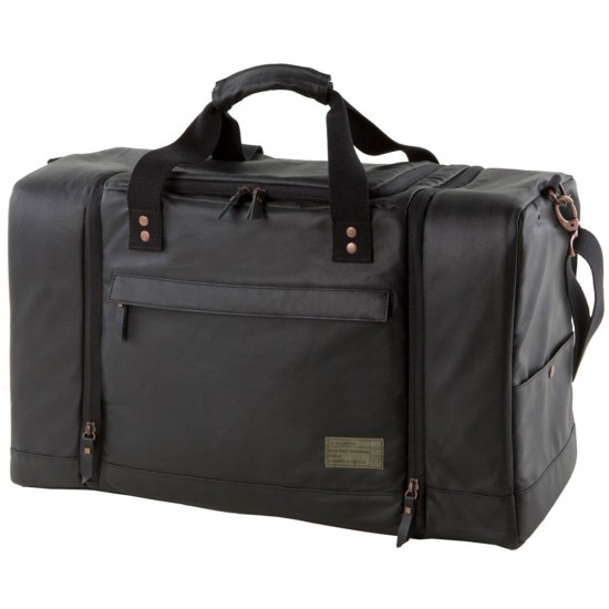 Hex Sneaker Duffle Bag - Black