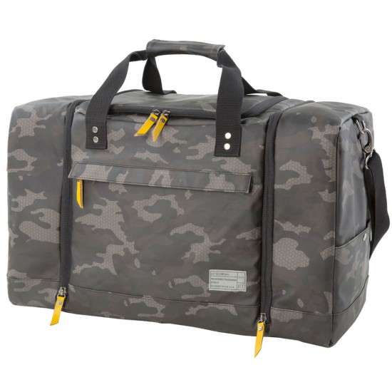 Hex Sneaker Duffle Bag - Camouflage