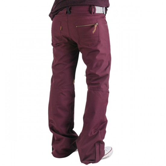 Holden Standard Womens Regular Fit Snowboard Pants - Port Royale
