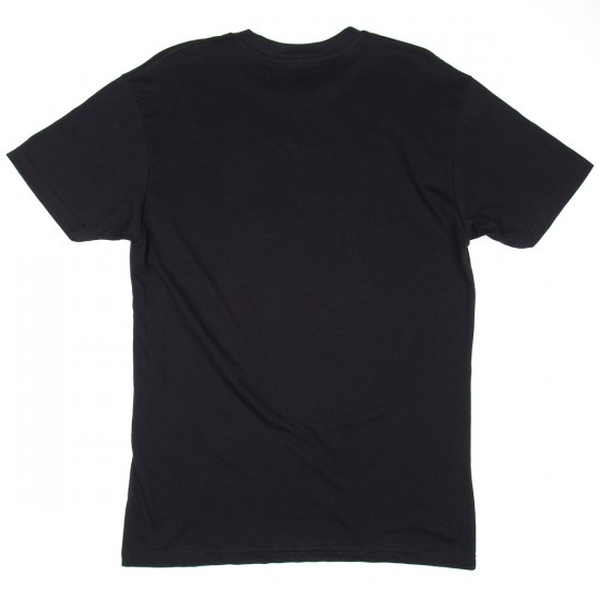 Holden Threading T-Shirt - Black