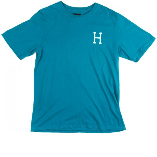 HUF Classic H Pigment Dyed T-Shirt - Royal