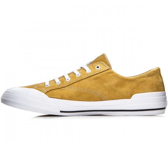 HUF Classic Lo Shoes - Golden Rod - 8.0