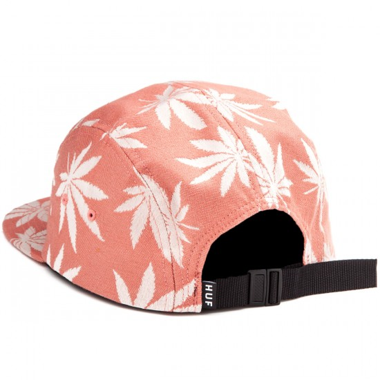 HUF Plantlife Volley Hat - Smoke Pink