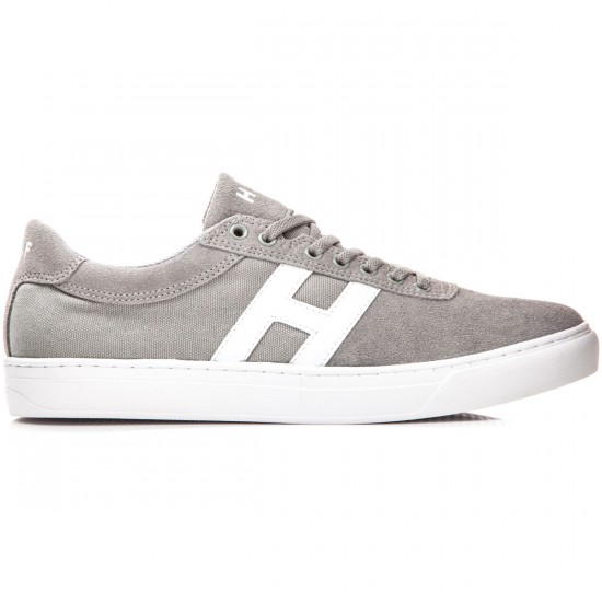 HUF Soto Shoes - Light Ash - 8.0