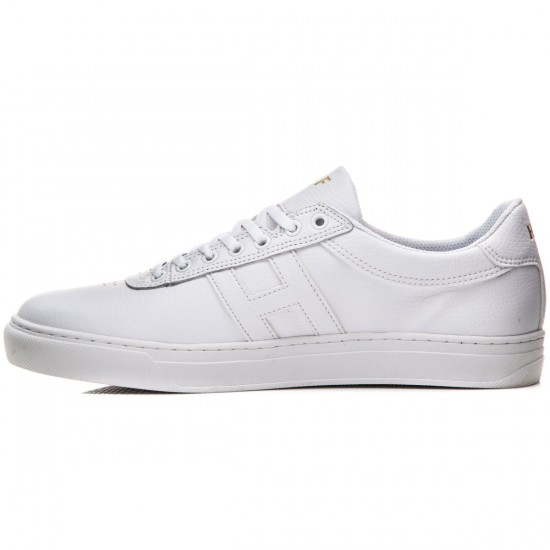 HUF Soto Shoes - White - 8.0