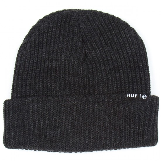 HUF Usual Beanie - Grey Heather