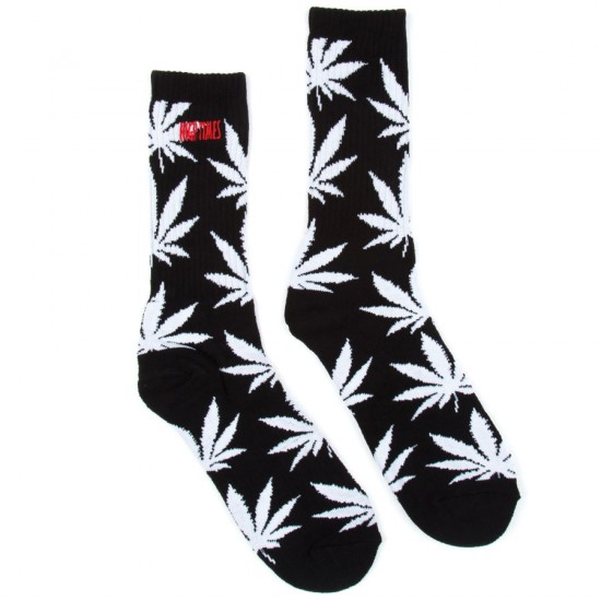 HUF X High Times Crew Socks - Black