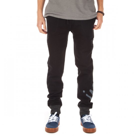 Imperial Motion Choice Sweat Pants - Black