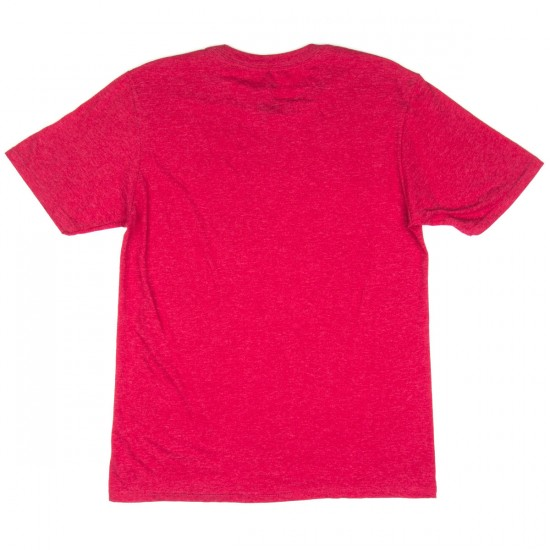 Imperial Motion Cruiser T-Shirt - Red Heather