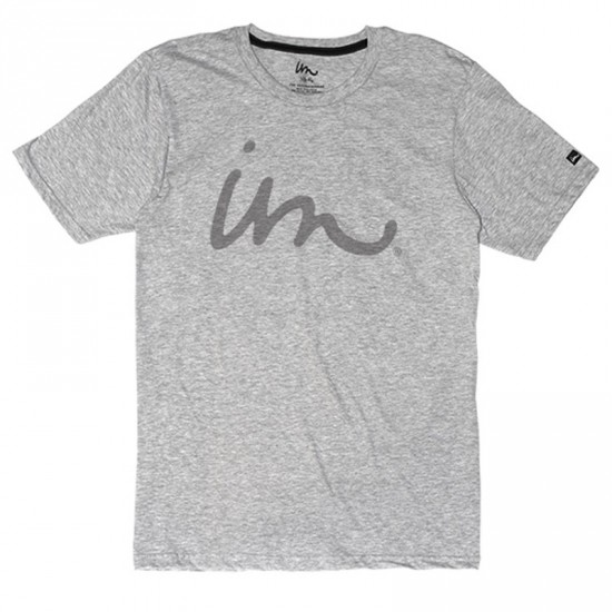 Imperial Motion Curser Registered T-Shirt - Grey Heather