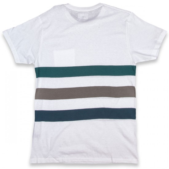 Imperial Motion Decoy Pocket T-Shirt - White