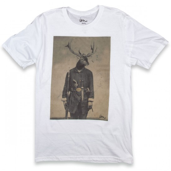 Imperial Motion Deer Hunter T-Shirt - White
