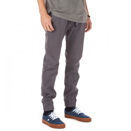 Imperial Motion Denny Jogger Pants - Charcoal