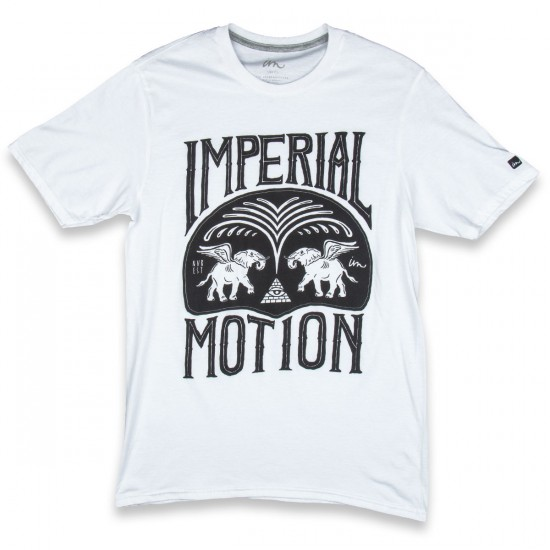 Imperial Motion Fountain T-Shirt - White