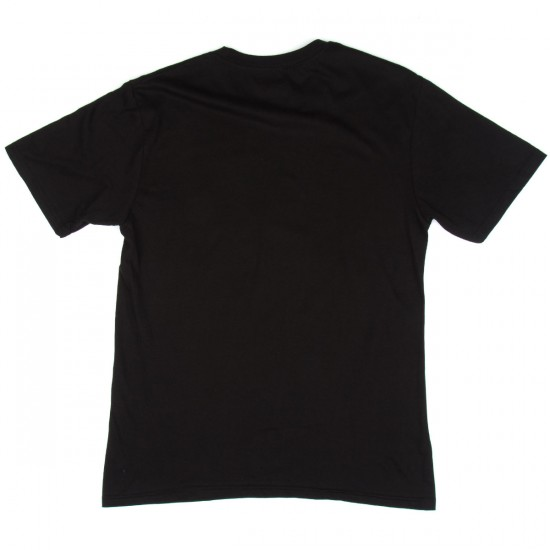 Imperial Motion Heavy Type T-Shirt - Black