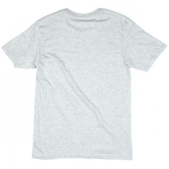 Imperial Motion Heavy Type T-Shirt - Grey Heather