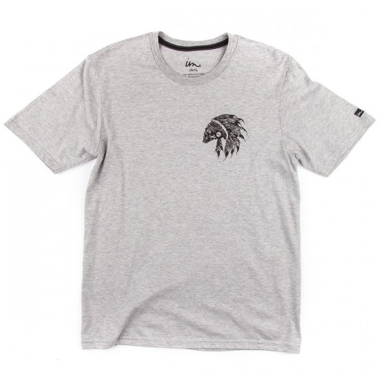 Imperial Motion Origins T-Shirt - Grey Heather