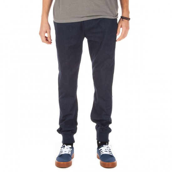 Imperial Motion Port Jogger Pants - Navy Heather