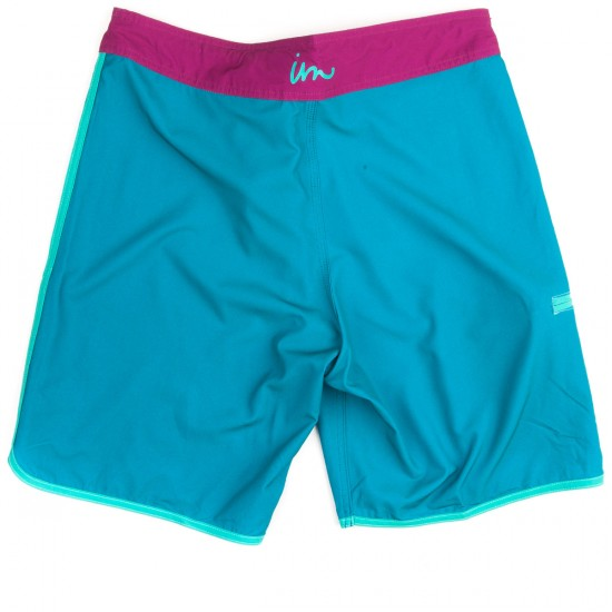 Imperial Motion Revel Boardshorts - Deep Teal