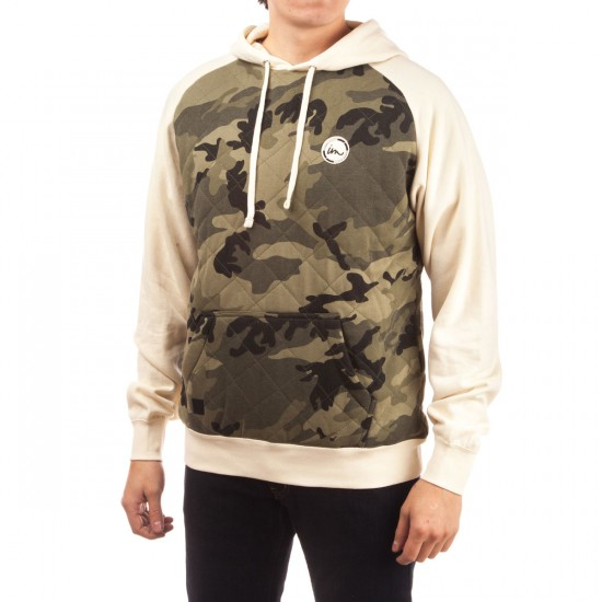 Imperial Motion Salute Hoodie - Oatmeal