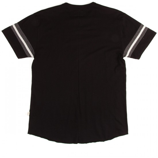 Imperial Motion Torrey Football T-Shirt - Black