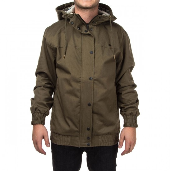 Imperial Motion Turner Jacket - Olive Heather