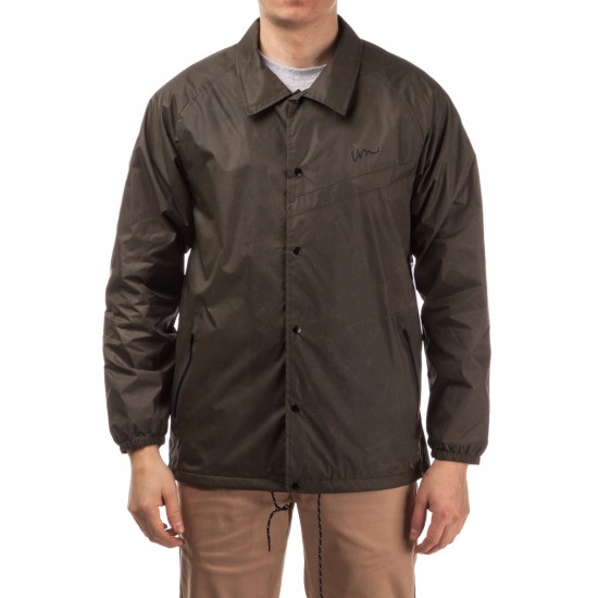 Imperial Motion Volume Coaches Jacket - Olive