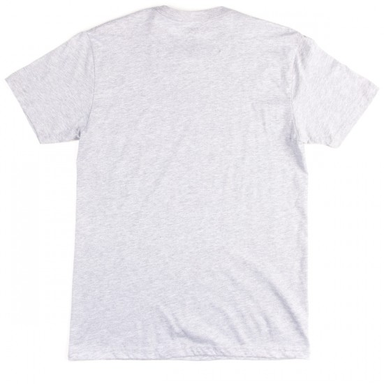 Imperial Motion Warped T-Shirt - Grey Heather