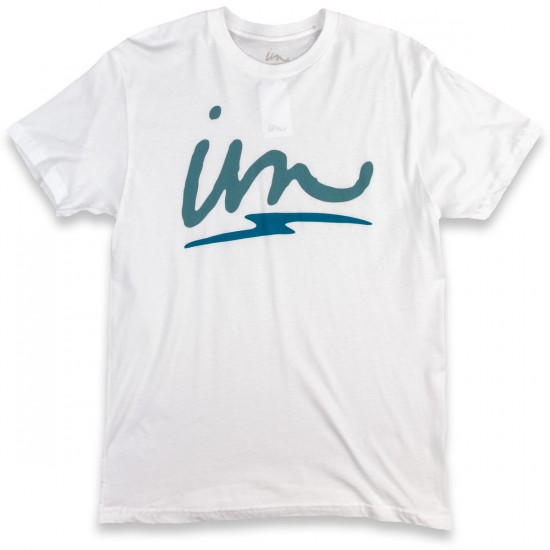 Imperial Motion Warped T-Shirt - White