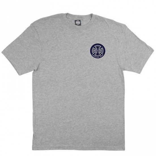 Independent AMI Logo Premium T-Shirt - Heather Grey