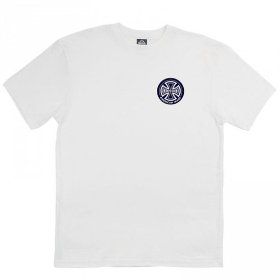 Independent AMI Logo Premium T-Shirt - White