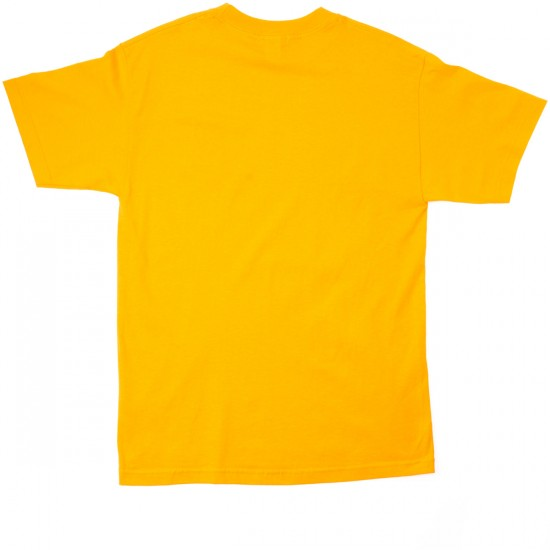 Independent Badge T-Shirt - Orange