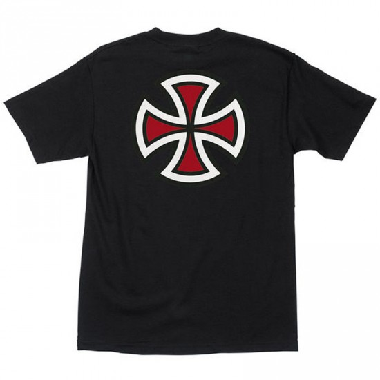 Independent Bar/Cross Youth T-Shirt - Black