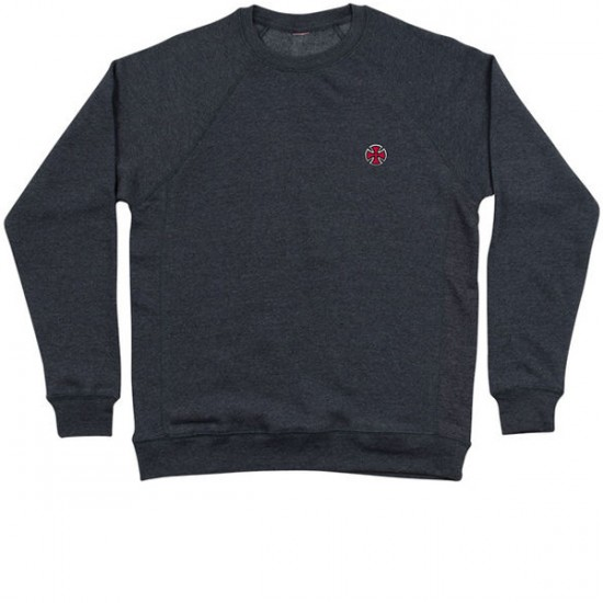 Independent Cross Crew Neck Sweatshirt - Midnight