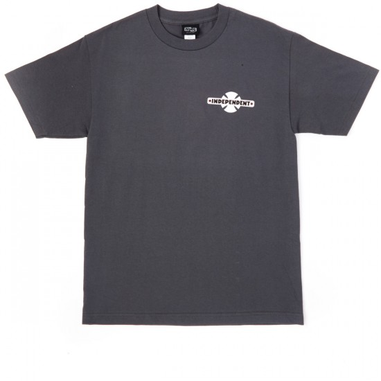 Independent Familiar T-Shirt - Charcoal