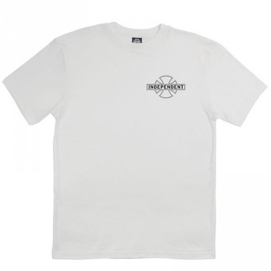 Independent Platinum Label T-Shirt - White