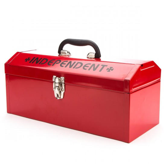 Independent Shnyder Tool Box  - Red