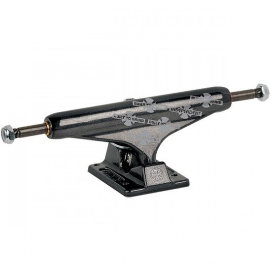 Independent Stage 11 OGBC Skateboard Trucks - Black/Chrome